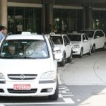 Frota de Táxi