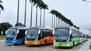 Linha ônibus MSX SJC