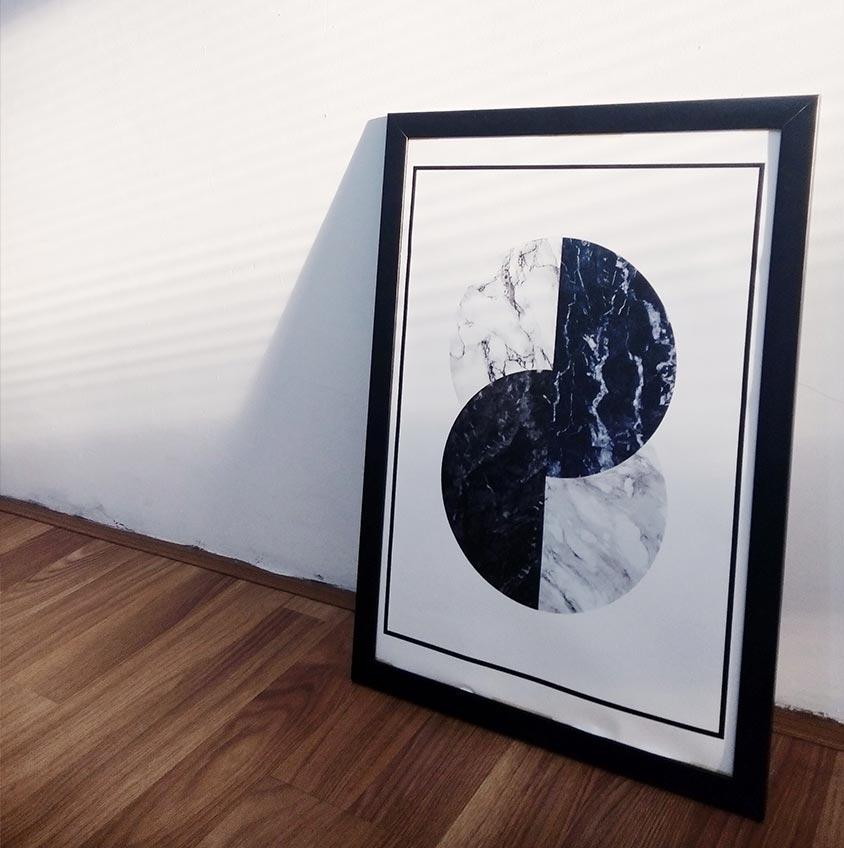 Modern Abstract Art | M-System Design