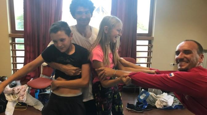 3. poletni sabljaški tabor Pohorje – 3rd international fencing camp Pohorje 2017