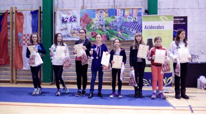 20. RAPIR KUP – Zagreb – 18./19.02.2017 – Day 2 Foil – Floret – Rezultati – Results