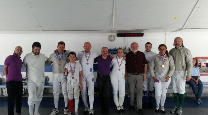 1.st Zagreb Sabre Cup – 1. Kup Zagreba u sablji – 10.06.2017.