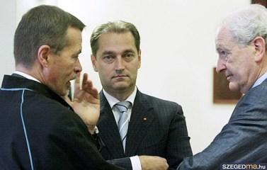 Hunvald: Lemondott a bíróm