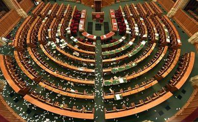 Botrány a parlamentben (2)
