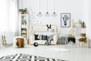 Nadčasová biela spálňa – inšpirácie