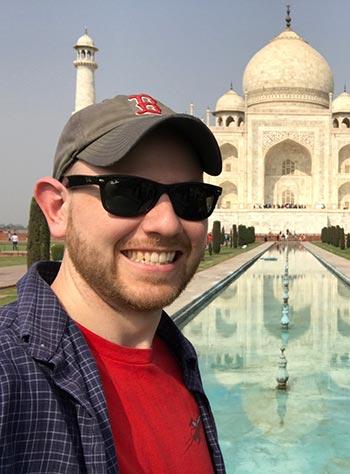 Dan in India