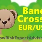 BandCross3 EURUSDがVUPにて最大ドローダウンを大きく改善!