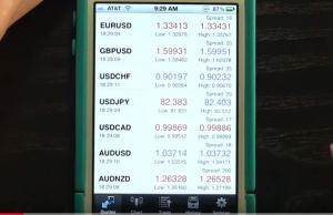 MetaTrader 5 para iPhone Review
