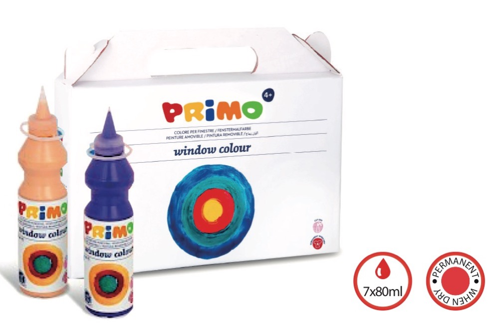 Primo Window Colour Set