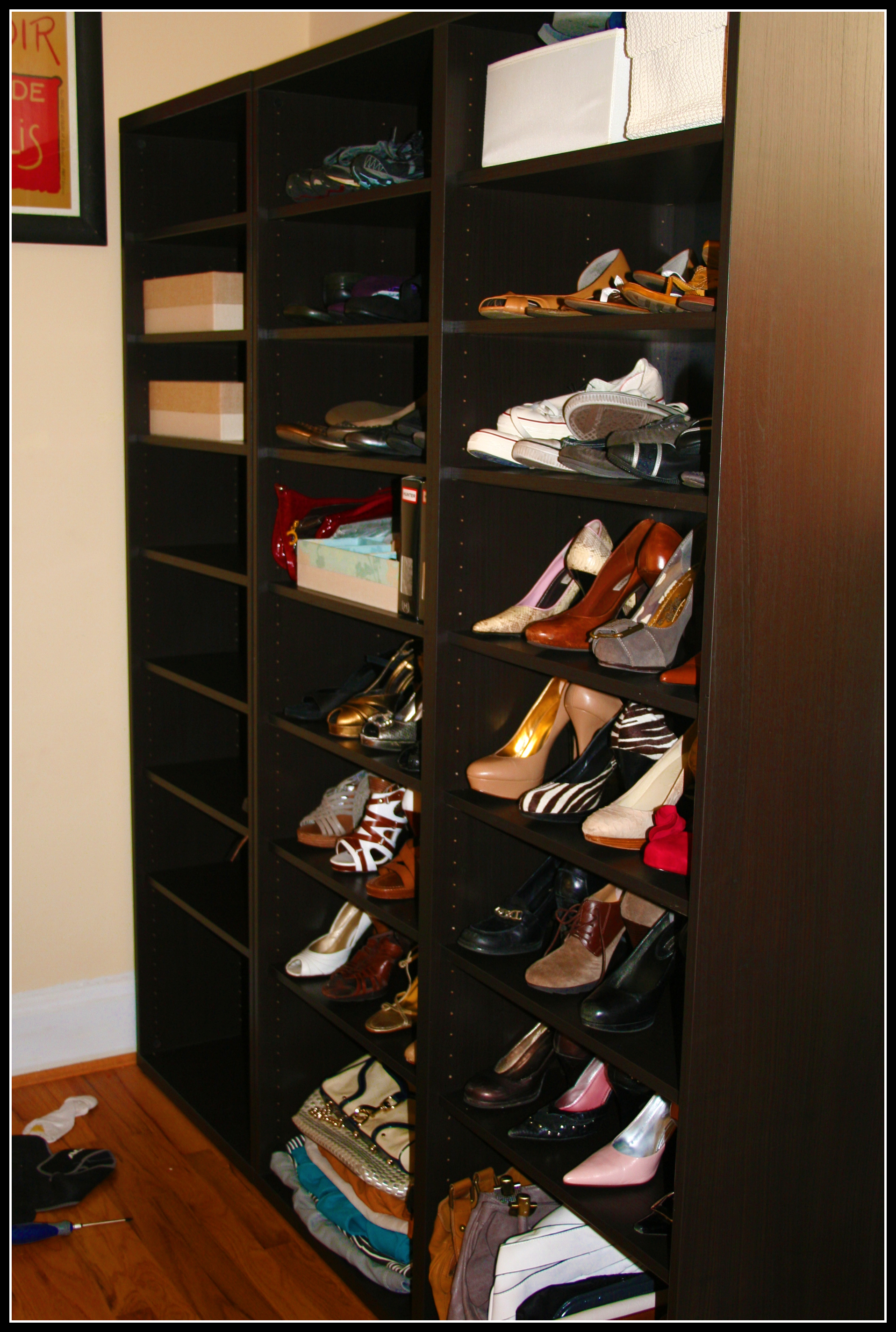 Shoe Storage Bags Ikea Scale