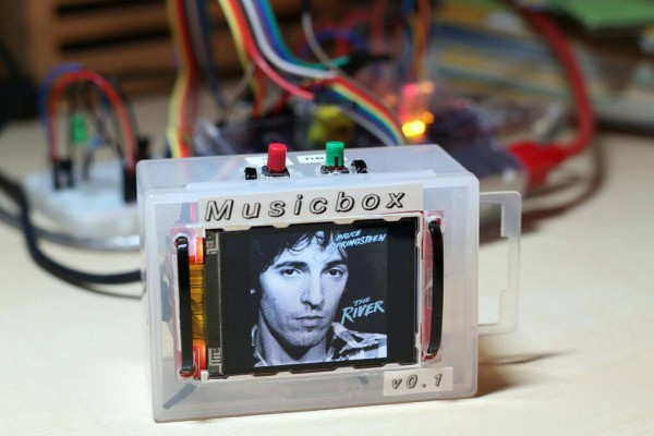 Pi MusicBox