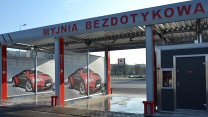 Myjnia Bezdotykowa Łódź