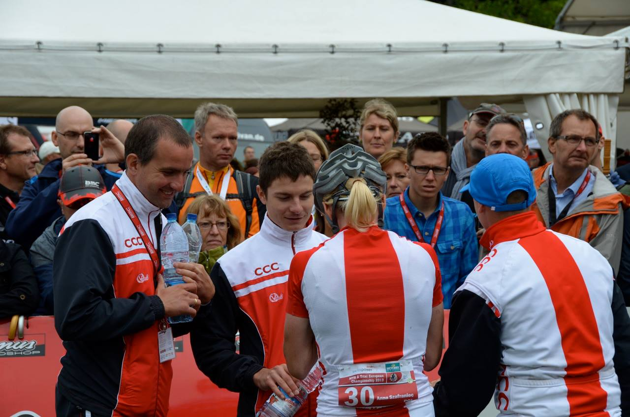 Rafał Hebisz: skupiamy się na bardziej prestiżowych zawodach