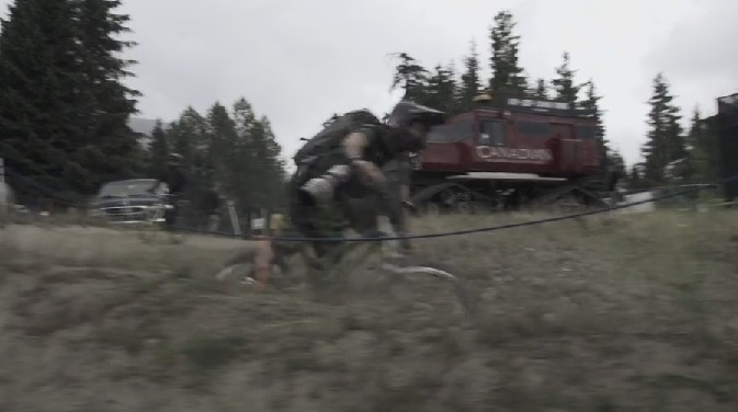 Sven Martin Shoots Crankworx [wideo]