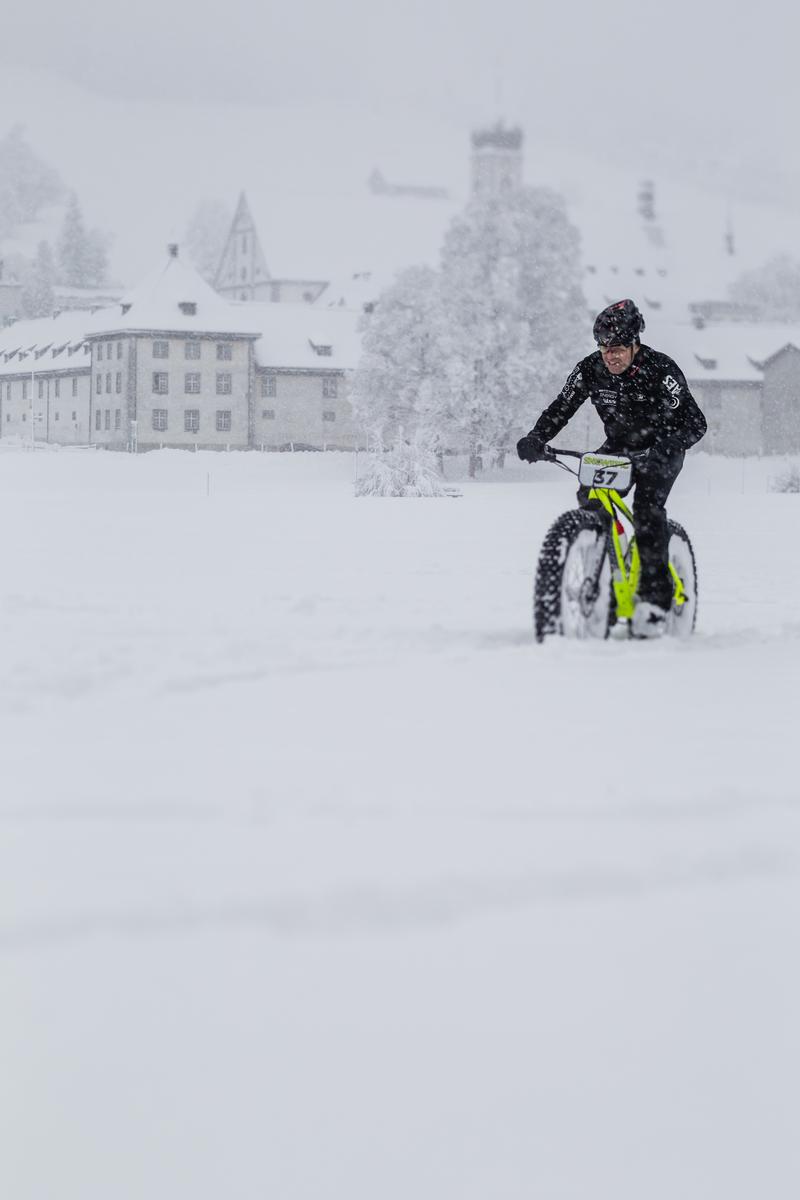 Snow Epic stage 5 - Trübsee climb