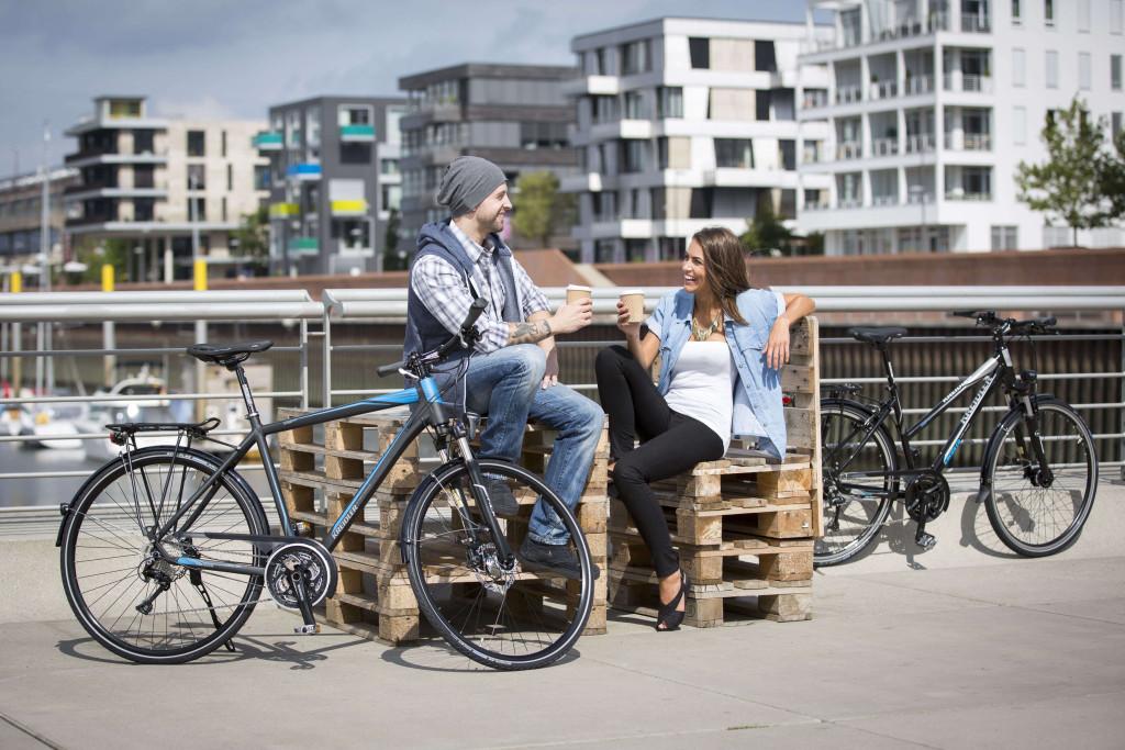 rower kawa relaks paleta kreidler citybike
