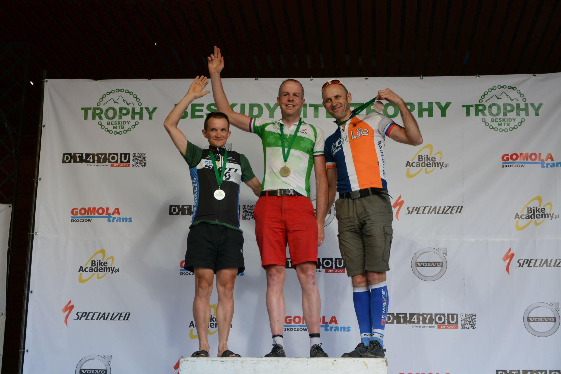Beskidy MTB Trophy, etap 2 – Ryan Sherlock odrabia straty