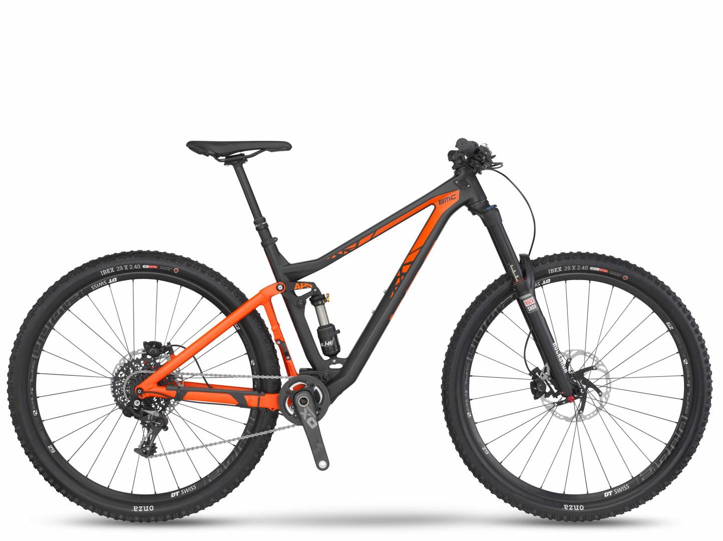 BMC trailfox 02 X01 (mat. pras.)