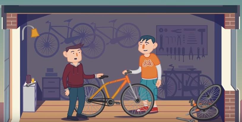 """Zamów rower do """"paczkomatu"""""""