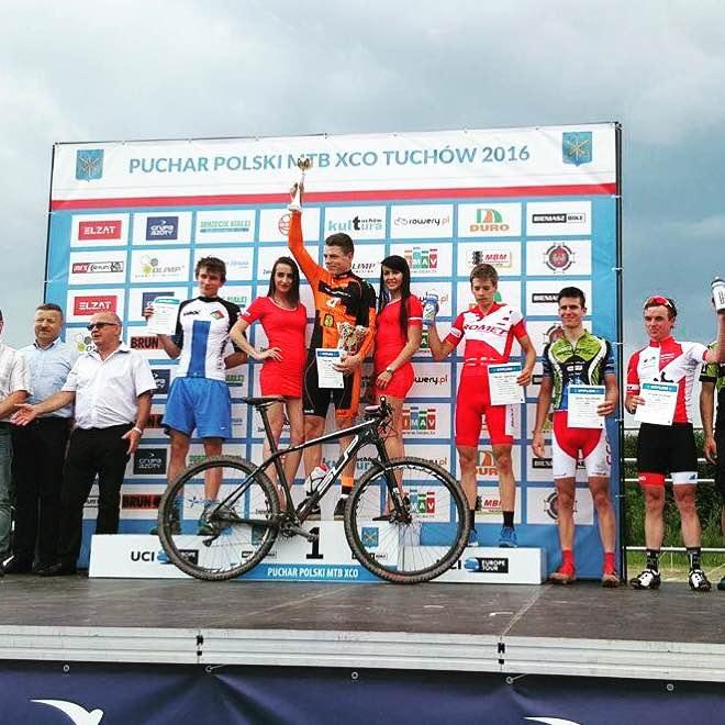 ok racing team tuchów 2016