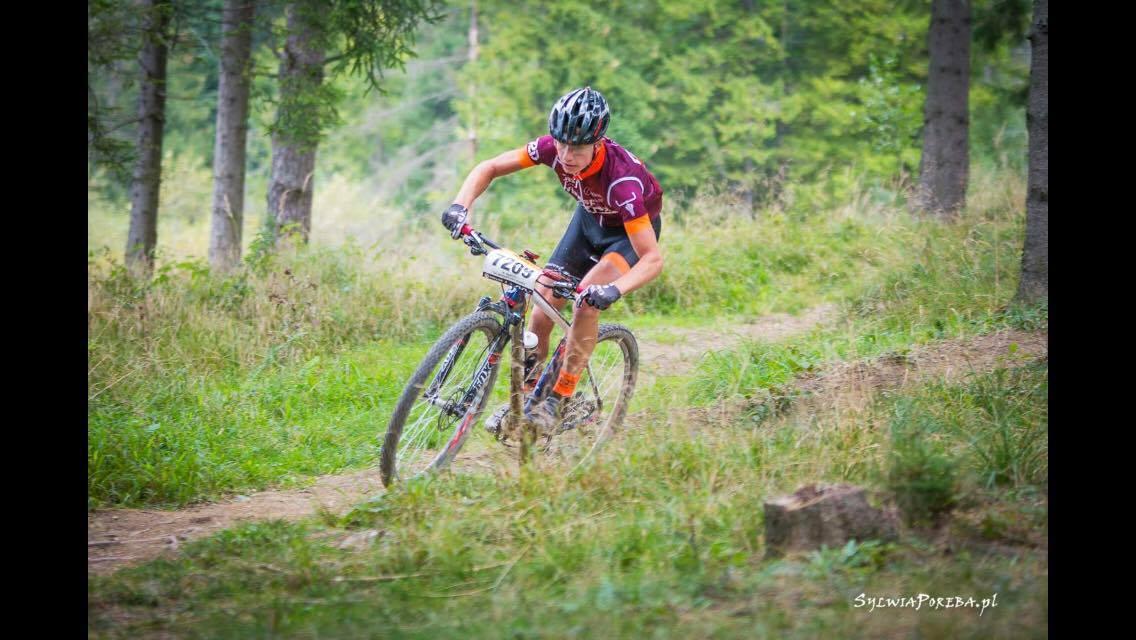 Mateusz Mucha (72D Windsport powered by OSHEE) – Cyklokarpaty, Wierchomla