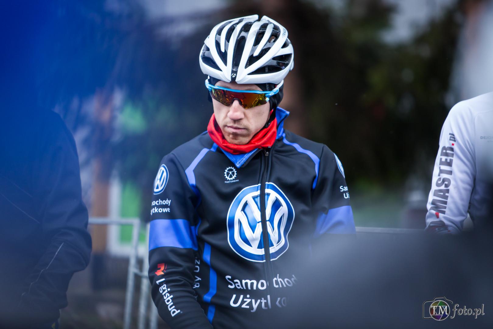 Marek Konwa (Volkswagen Samochody Użytkowe MTB Team) – Bryksy Cross, Gościęcin