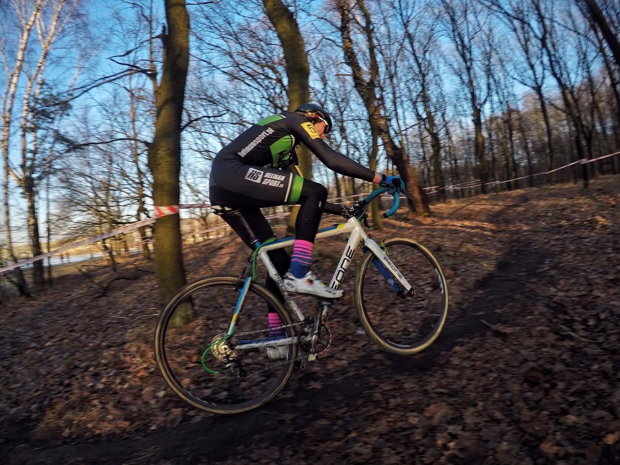 Bartosz Mikler (Victoria Helman Sport) – PP CX / CX Katowice