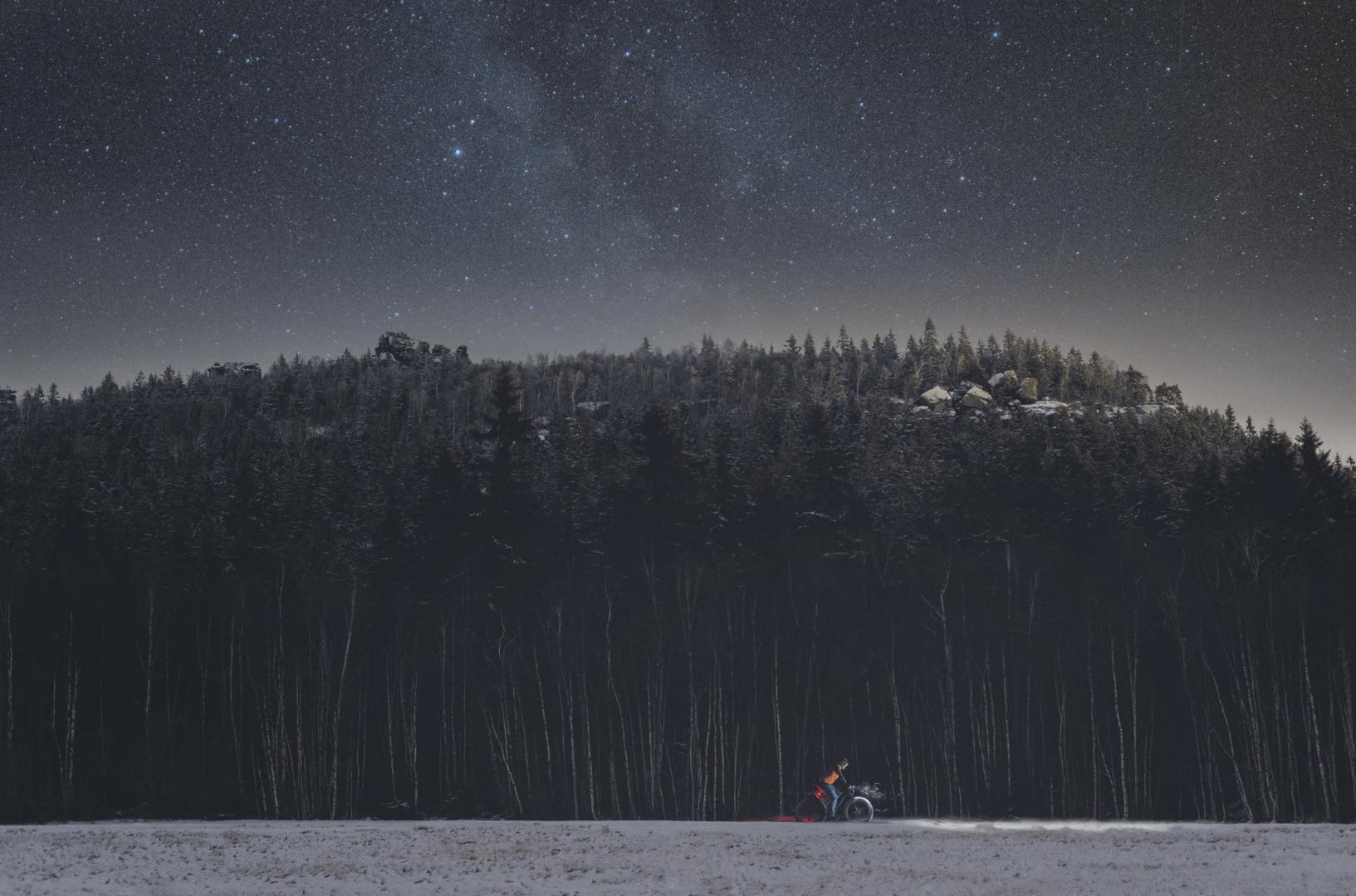 Grubo w Karłowie – Monteria Fat Bike Race Góry Stołowe 2018
