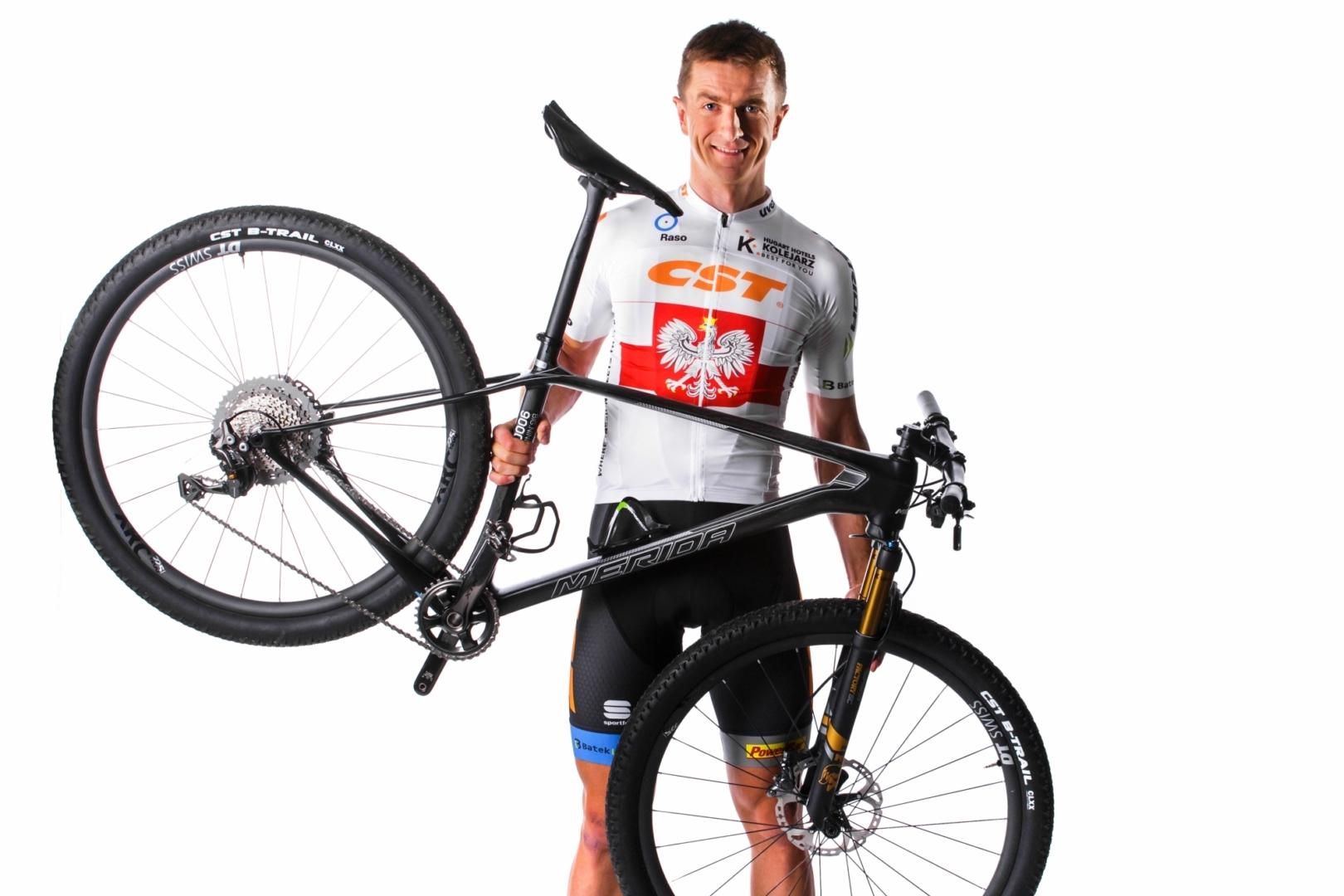 Dariusz Batek: ja i rower stanowimy jedność