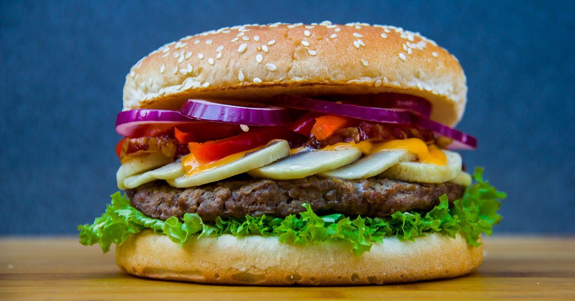 Burger, kurczak, frytki – zdrowe i smaczne