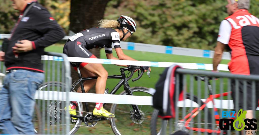 Jolanda Neff wystartuje w Pucharze Świata w kolarstwie przełajowym
