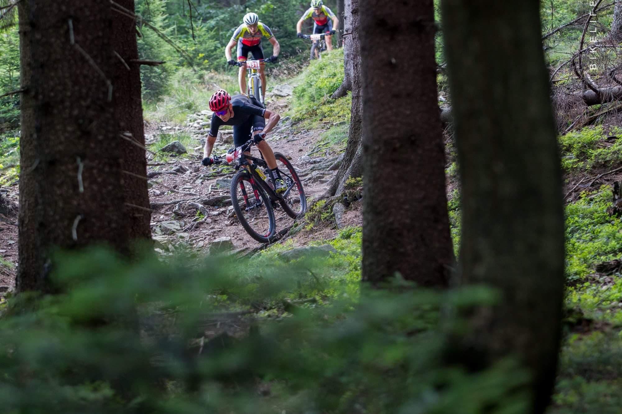 """Erik Aagaard (Team Rask Cykler): """"Sudety MTB Challenge był prawdziwym wyzwaniem!"""""""