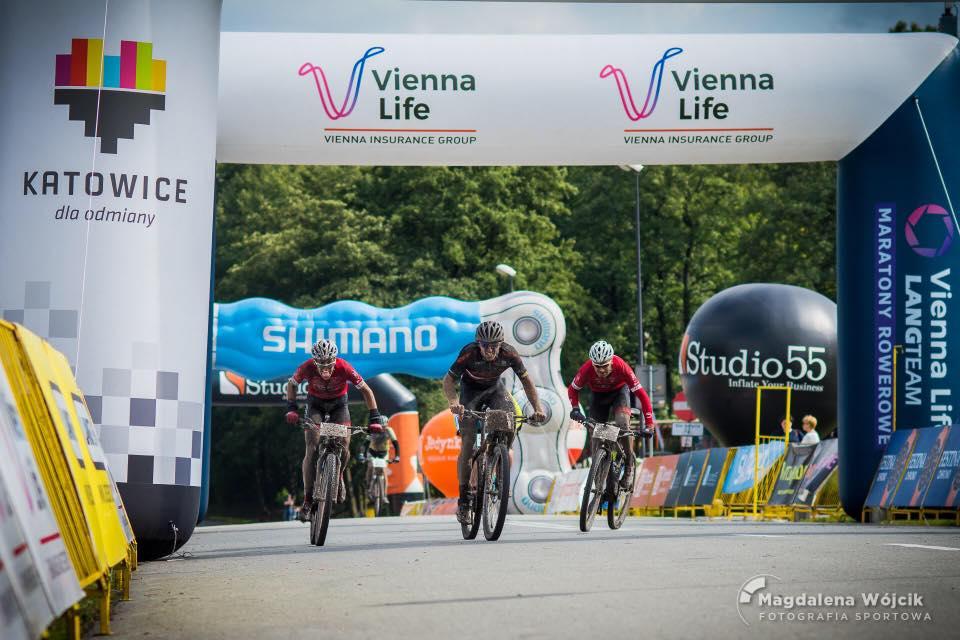 Sprinterski finisz w Katowicach