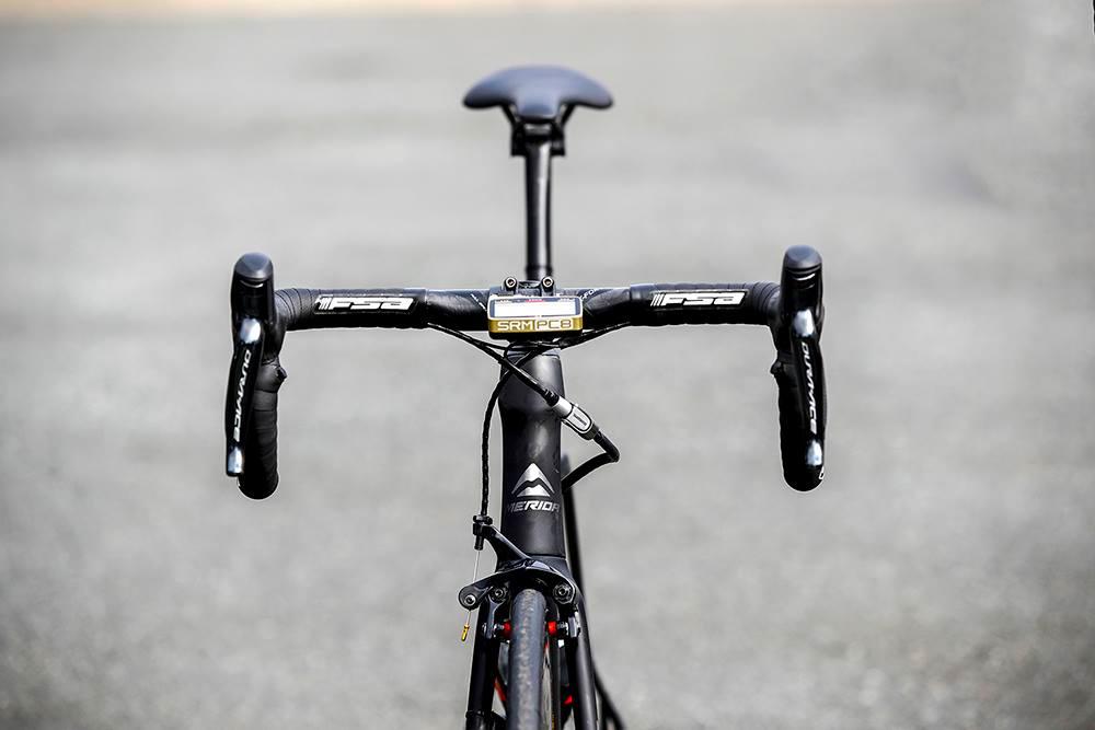 Zobacz Reacto KOM, rower Nibalego na Tour de France
