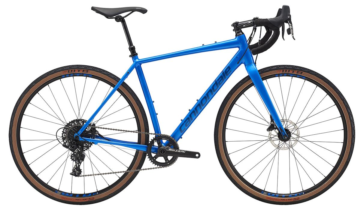 rower gravelowy cannondale topstone disc se apex 1 2019