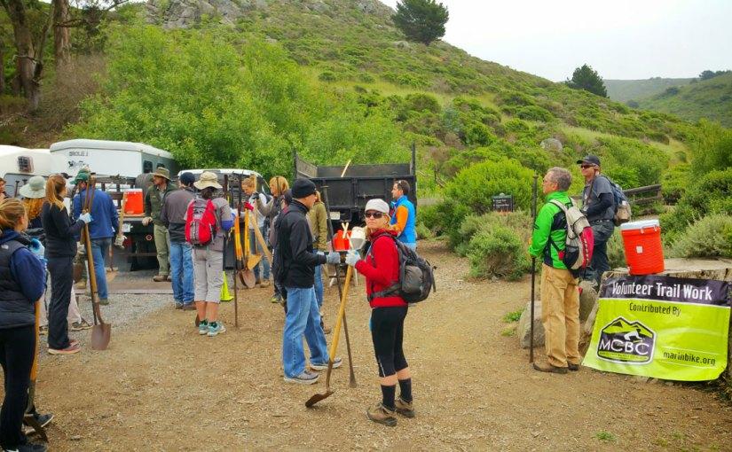 Dias Ridge Trail Day