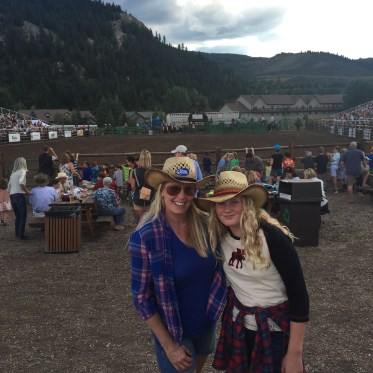 Rodeo time in Beaver Creek
