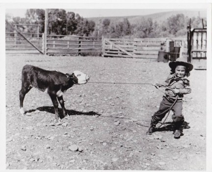 Throwback Thursday Montana Ranch