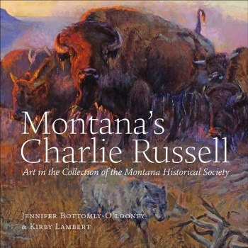 Montana's Charlie Russell Book Cover