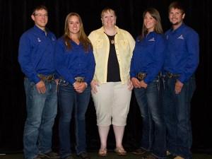 Montana State University Animal Science Academic Quadrathalon
