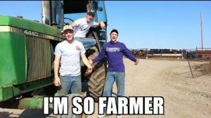 Peterson Farm Brothers I'm So Farmer Parody Video