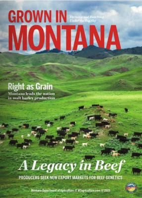grown in montana agriculture
