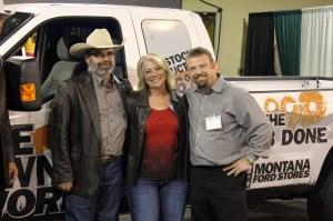 Ford Truck Gary Paula Bischoff Alzada