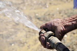Irrigation Ranchers Hands