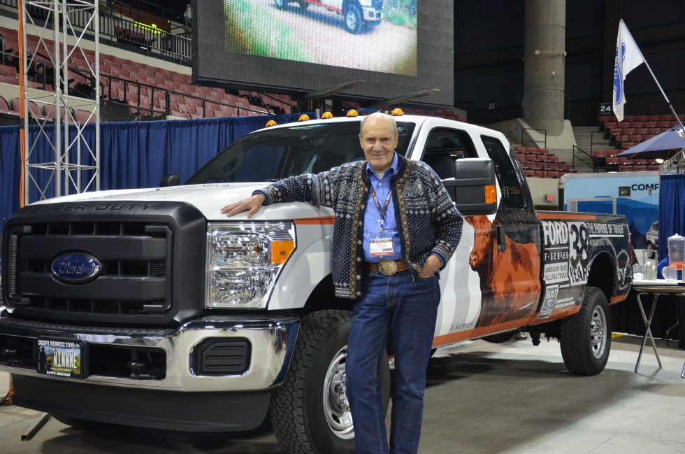 Ed Lord, Philipsburg - 2015 Winner | F-350 Super Duty from Montana Ford Stores
