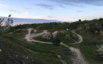 Cleeve HIll MTB Route