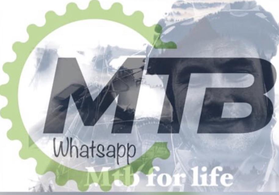 MTB FOR LIFE whatsapp