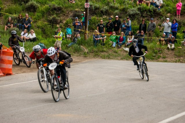 Chainless World Championship, Crested Butte bike Week