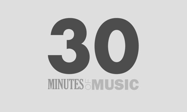 The 30 Minutes of Music Logo