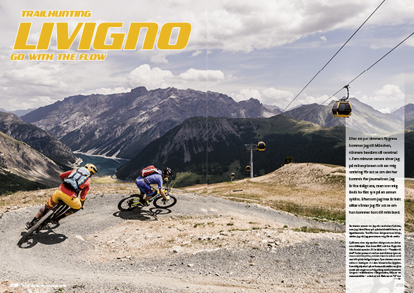 Livigno – Go with the flow